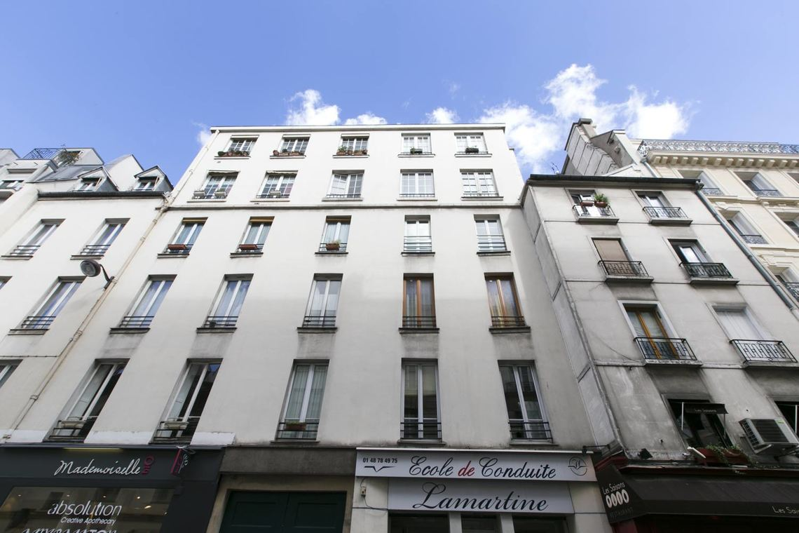 Appartement Paris Rue Lamartine 11