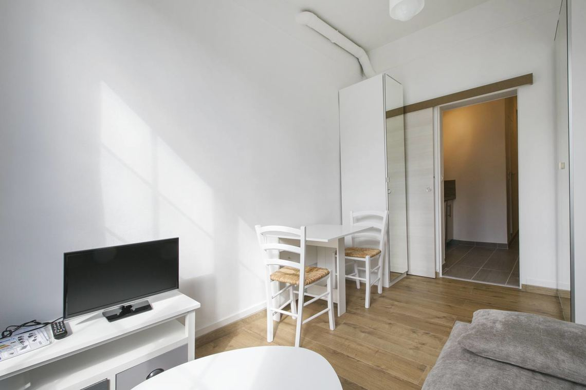 Appartement Paris Rue Lamartine 4