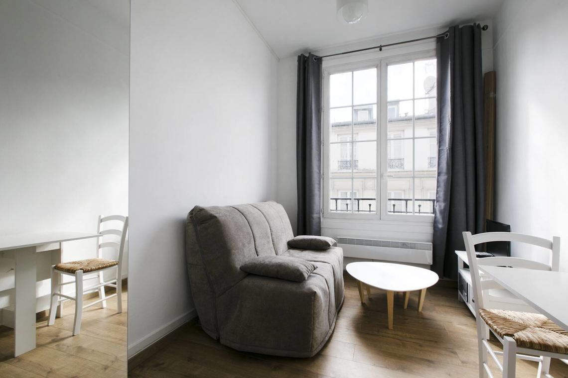 Appartement Paris Rue Lamartine 5