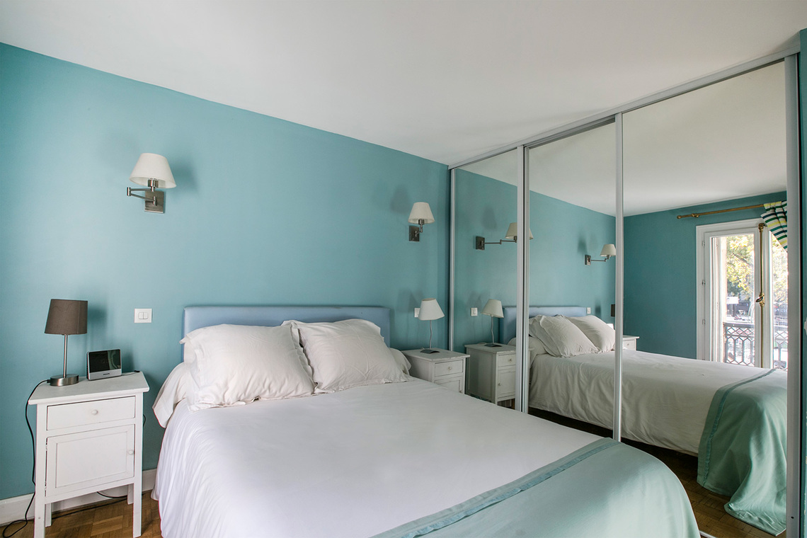 Appartamento Paris Boulevard Beaumarchais 10
