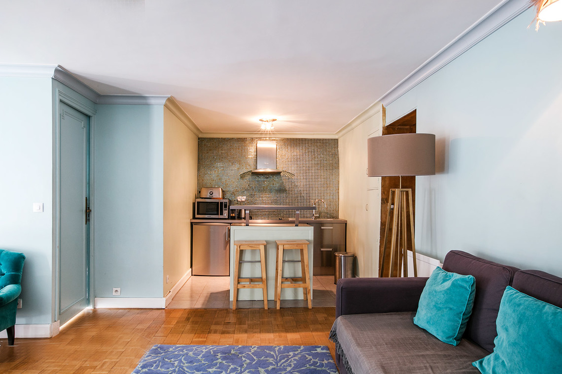Appartamento Paris Boulevard Beaumarchais 5