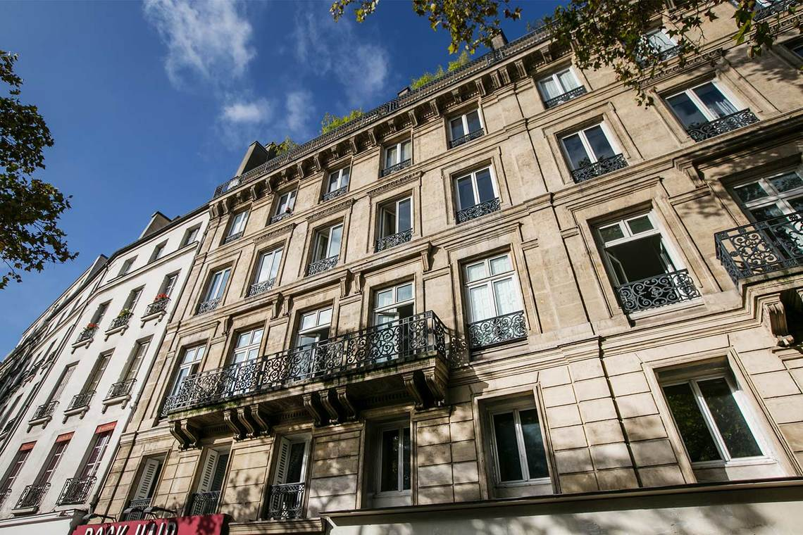 Appartamento Paris Boulevard Beaumarchais 13