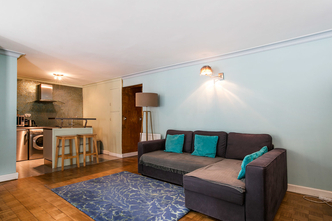 Appartamento Paris Boulevard Beaumarchais 4