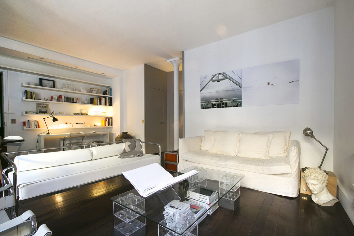 Furnished apartment for rent Paris Rue du Bouloi