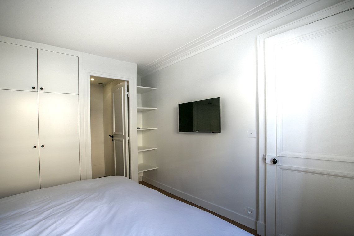 Appartement Paris Rue Corneille 11