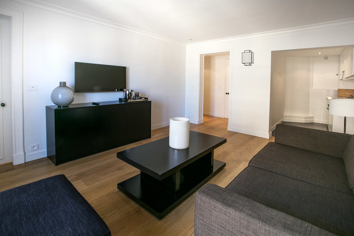 Appartement Paris Rue Corneille 3