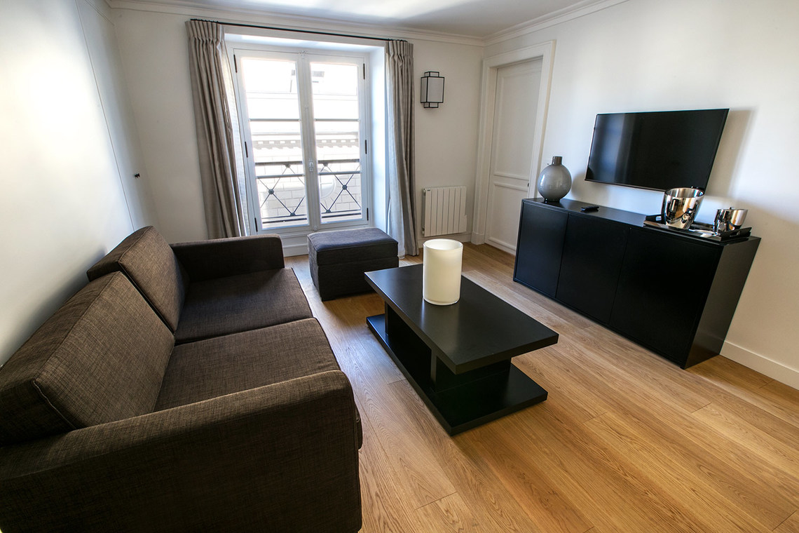 Appartement Paris Rue Corneille 4
