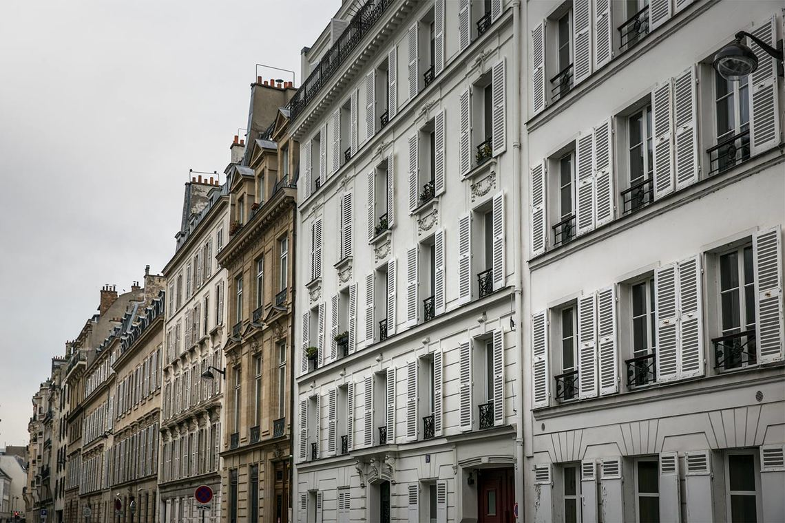 Appartement Paris Rue Vaneau 19