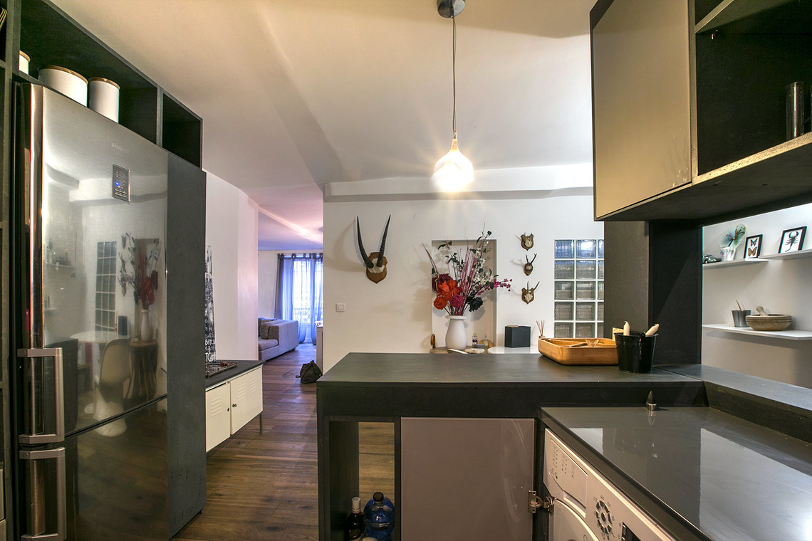 Apartment Paris Rue du Faubourg Saint Martin 10
