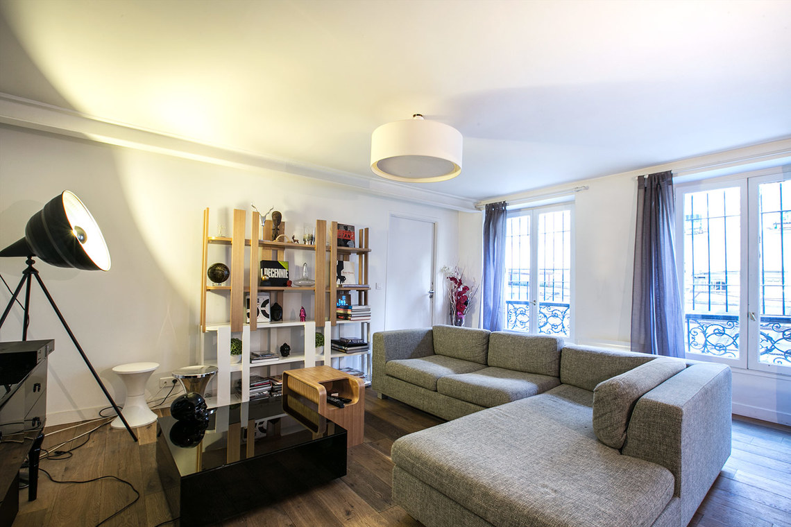 Paris Rue du Faubourg Saint Martin Apartment for rent