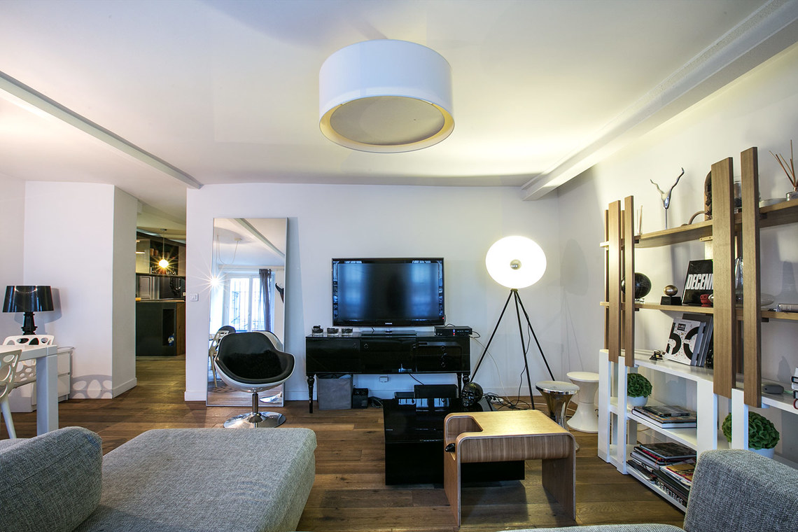 Apartment Paris Rue du Faubourg Saint Martin 3