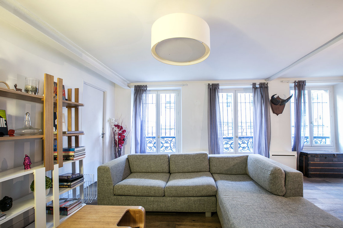 Apartment Paris Rue du Faubourg Saint Martin 4