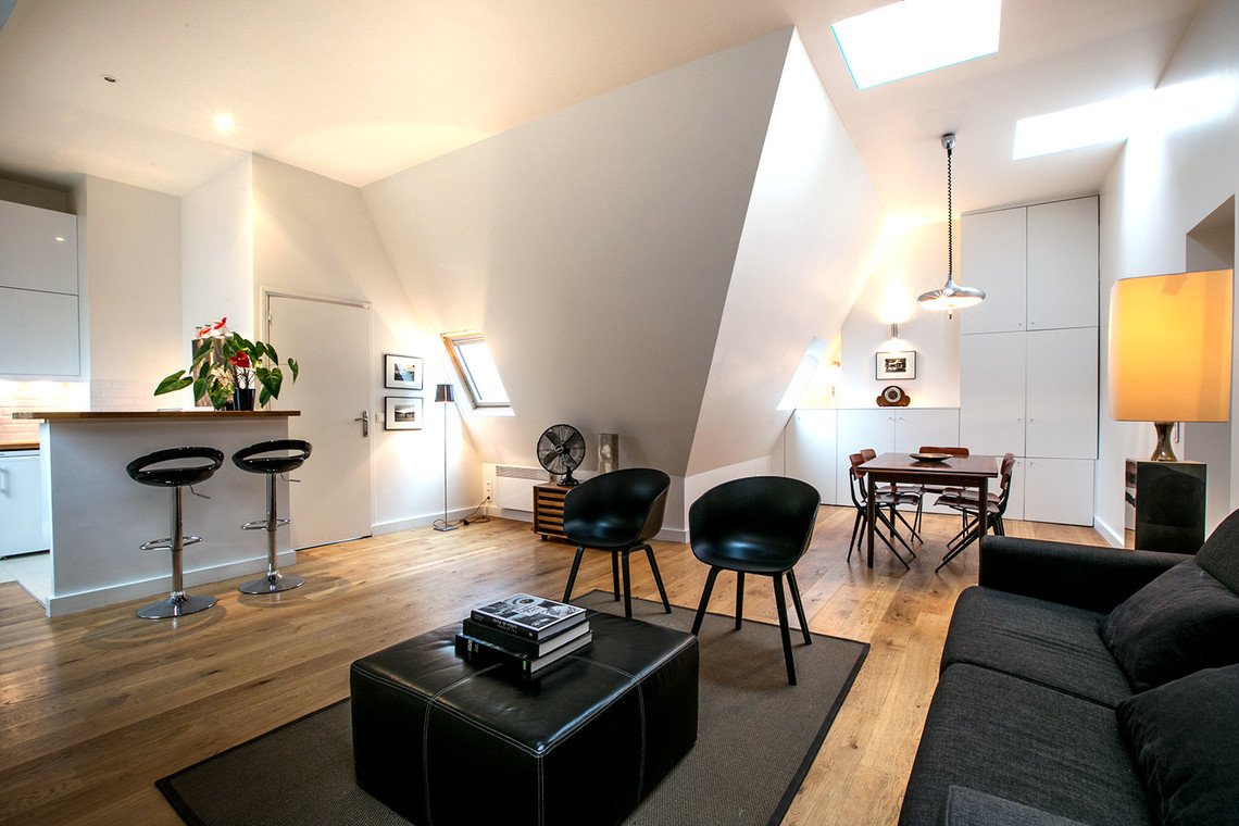 Paris Rue de l'Echelle Apartment for rent
