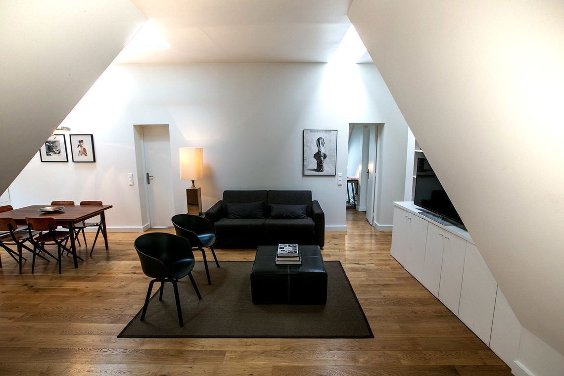 Apartment Paris Rue de l'Echelle 4
