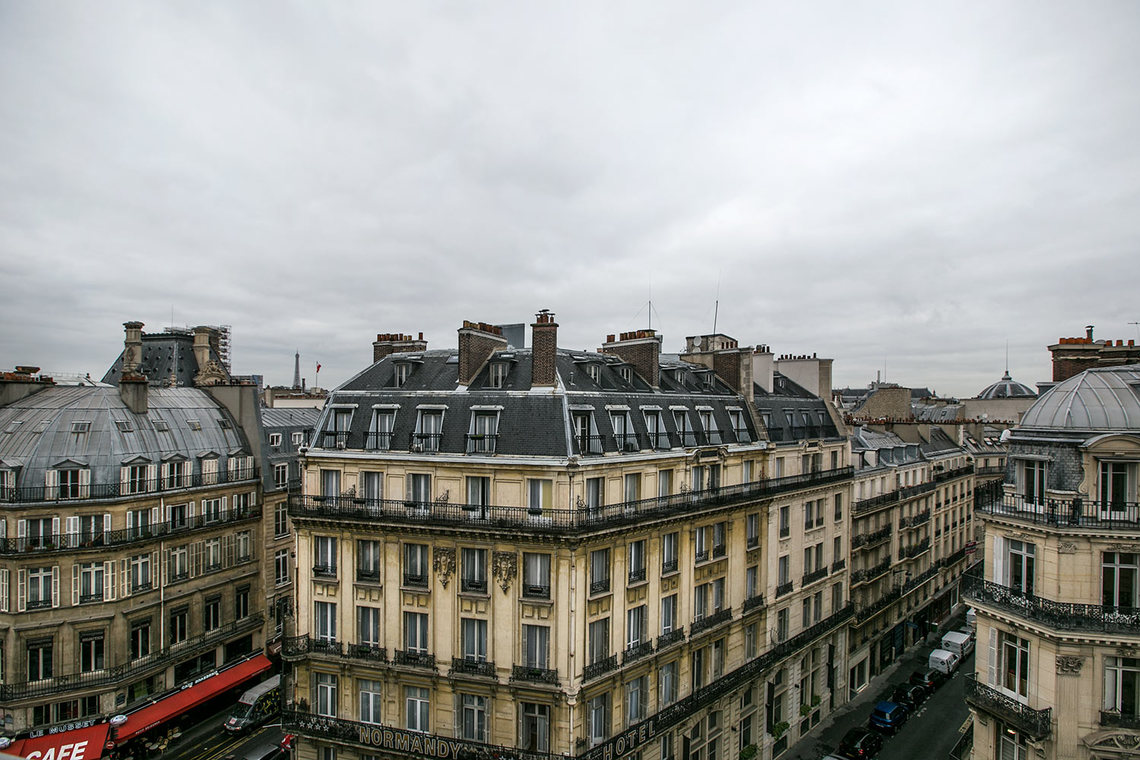 Apartment Paris Rue de l'Echelle 22