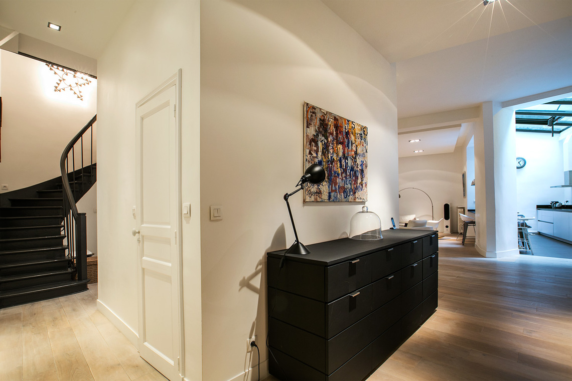 Appartement Paris Rue Petel 11