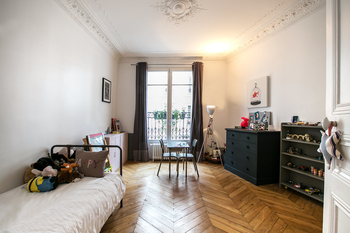 Appartement Paris Rue Petel 16