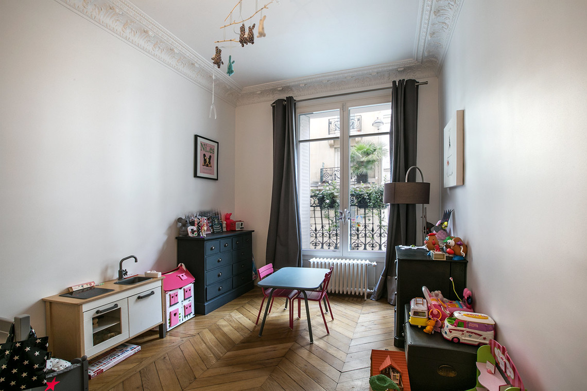 Appartement Paris Rue Petel 17