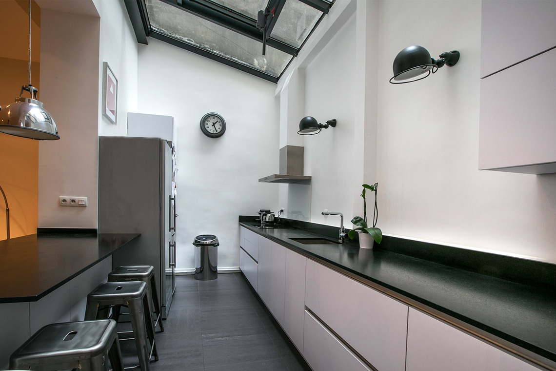 Appartement Paris Rue Petel 8