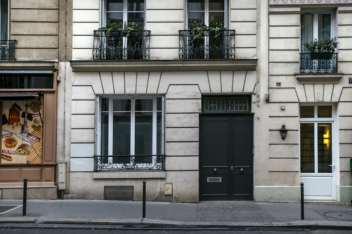 Appartement Paris Rue Petel 19