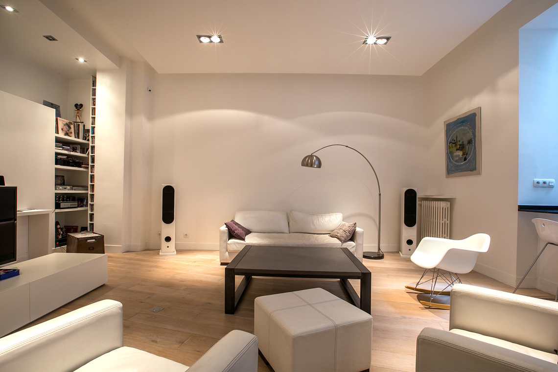 Appartement Paris Rue Petel 2