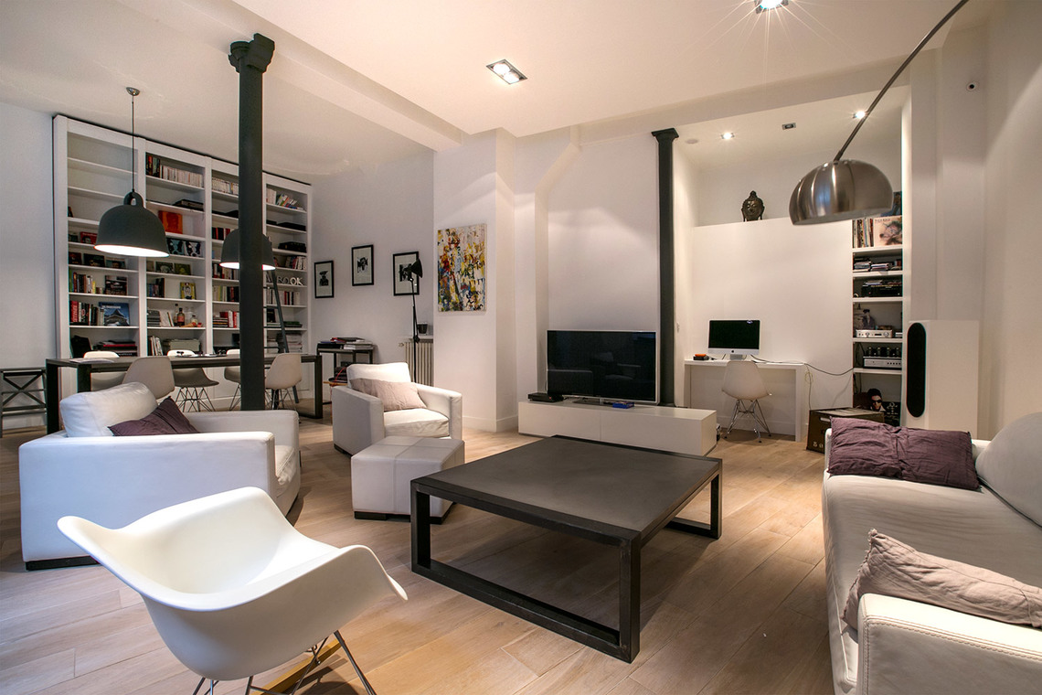 Appartement Paris Rue Petel 3