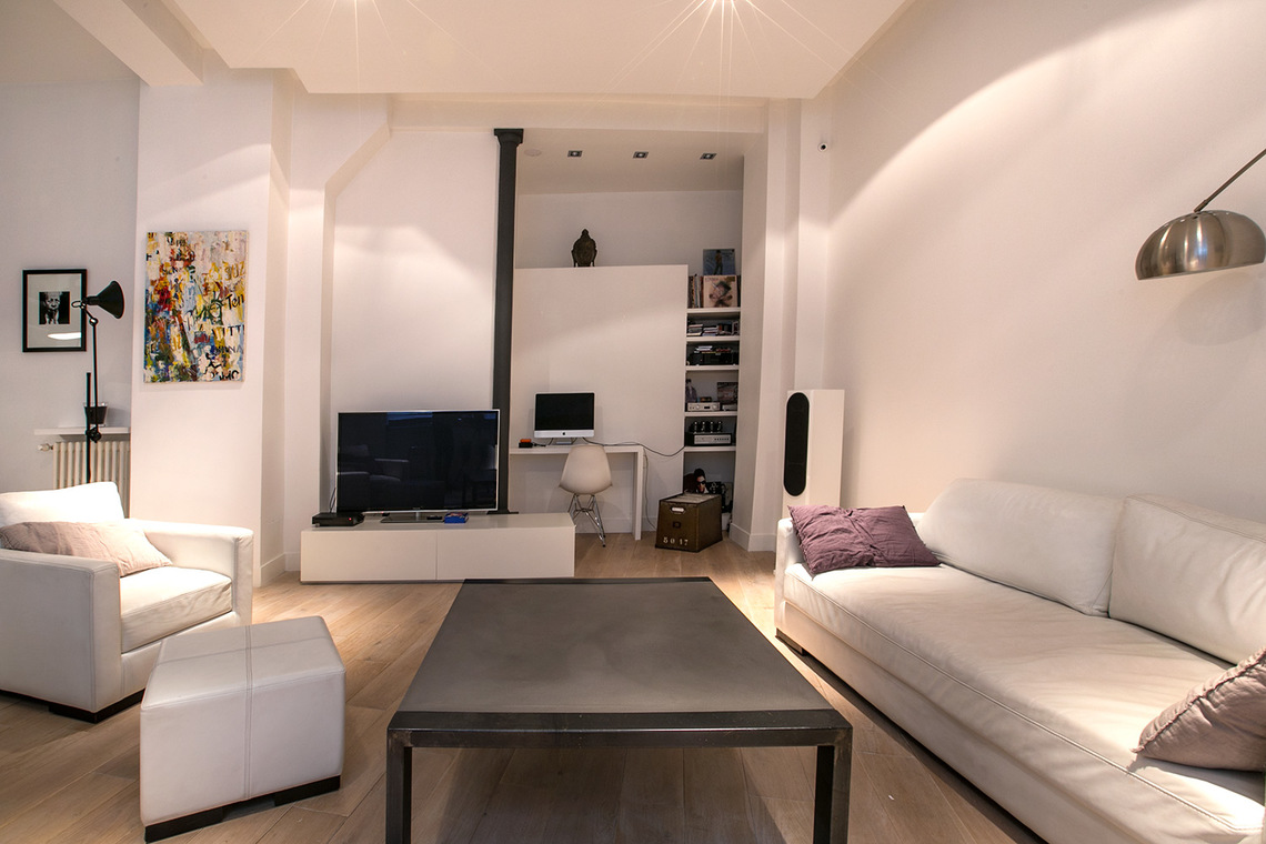 Appartement Paris Rue Petel 4