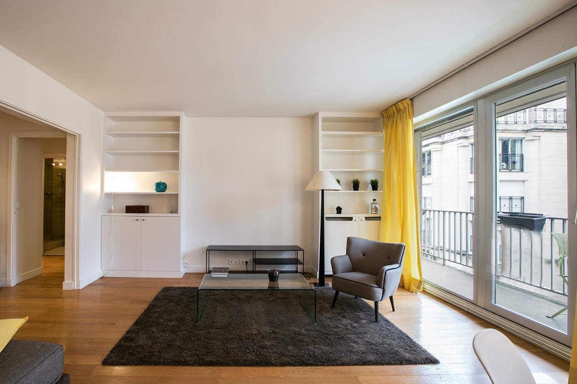 Appartement Paris Rue Cortambert 3