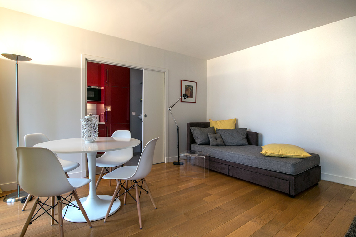 Appartement Paris Rue Cortambert 5