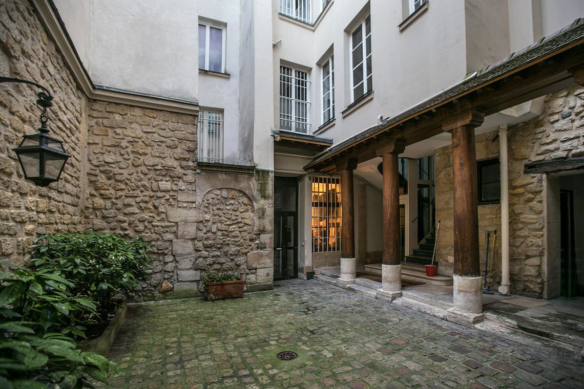 Appartamento Paris Rue Vieille du Temple 10