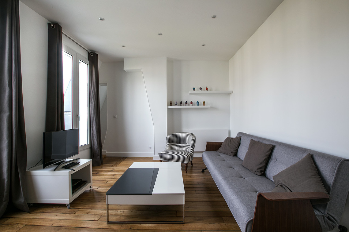 Furnished apartment for rent Paris Avenue de la Grande Armée