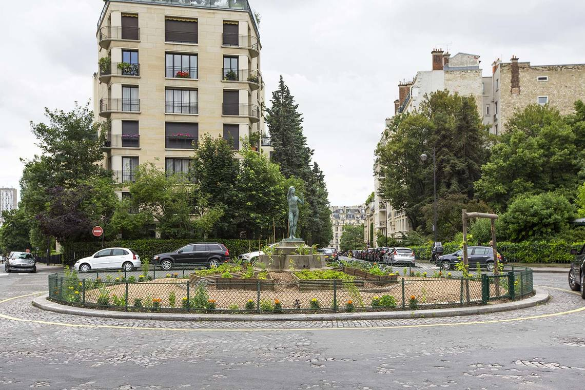Appartamento Paris Place Rodin 20