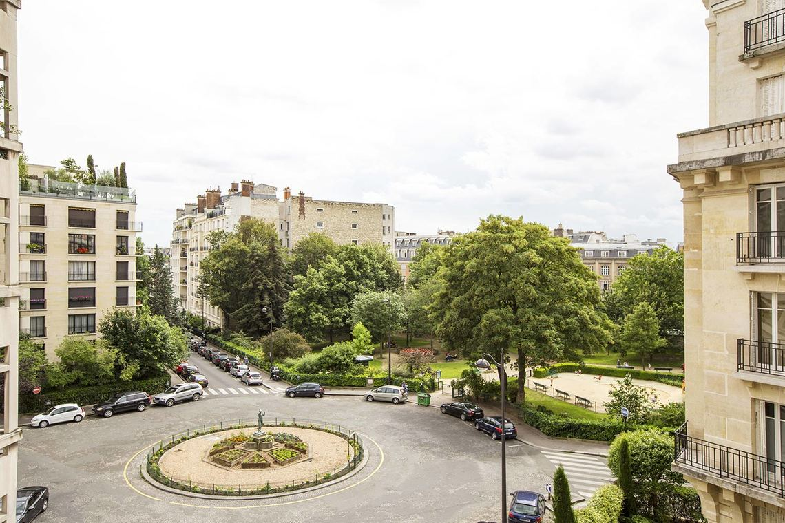 Appartamento Paris Place Rodin 17