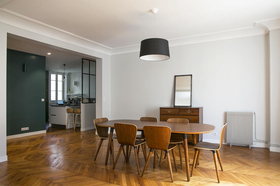 Apartment For Rent Rue De Perignon Paris Ref 12827 # Meuble Tv Segur