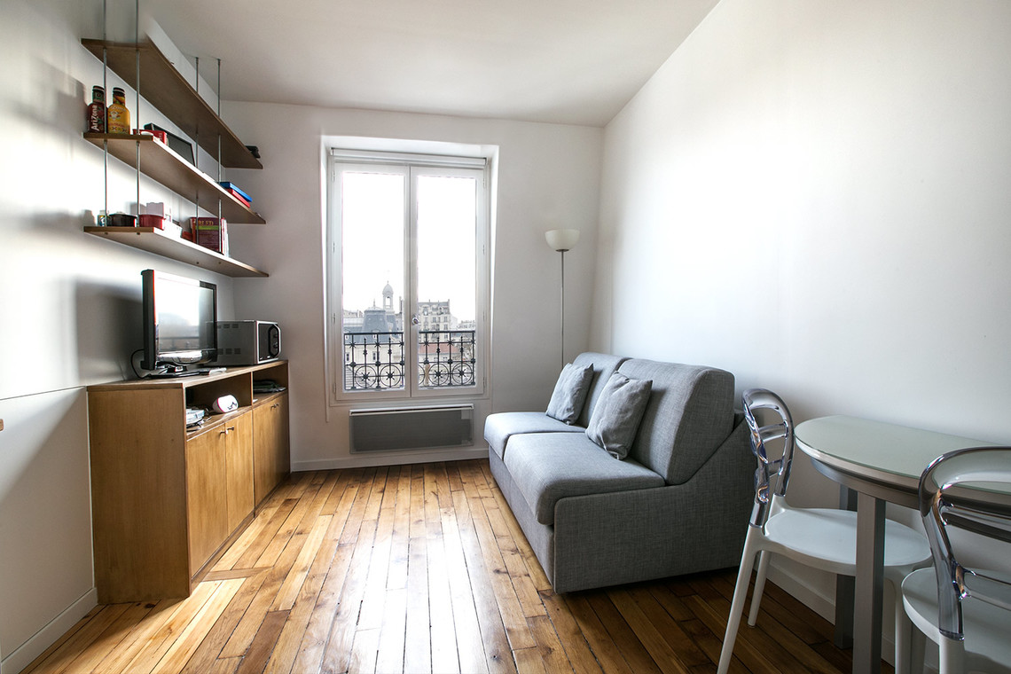 Furnished apartment for rent Paris Rue Gassendi