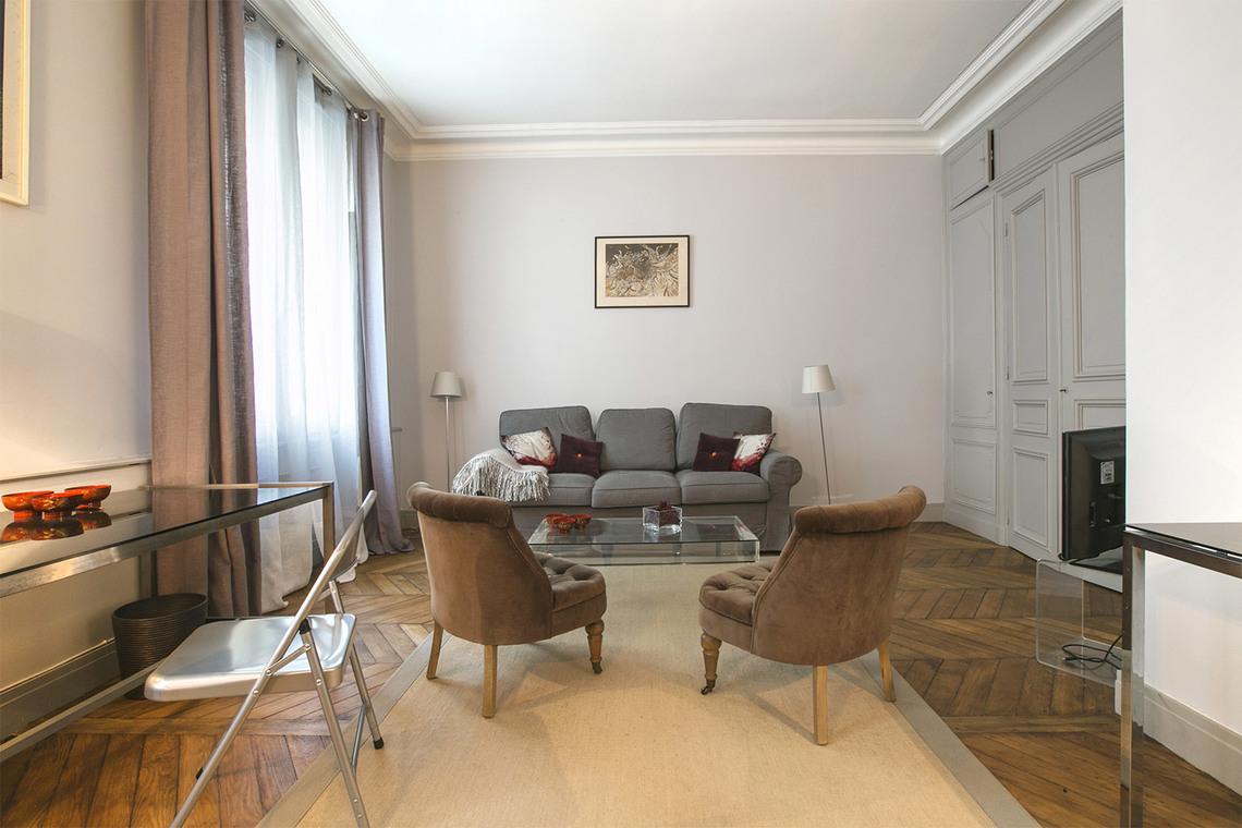 Location appartement meubl rue d 39 armaill paris ref 12854 - Location d appartements meubles paris ...