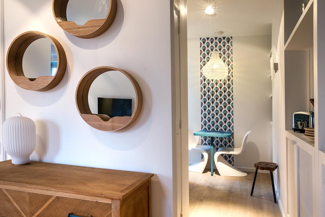 Location studio meubl rue du bois de boulogne neuilly for Salon cuisine paris