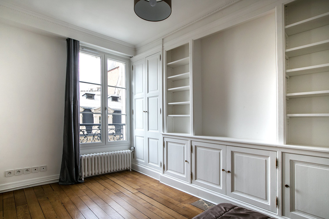 Apartamento Paris Rue Vineuse 9