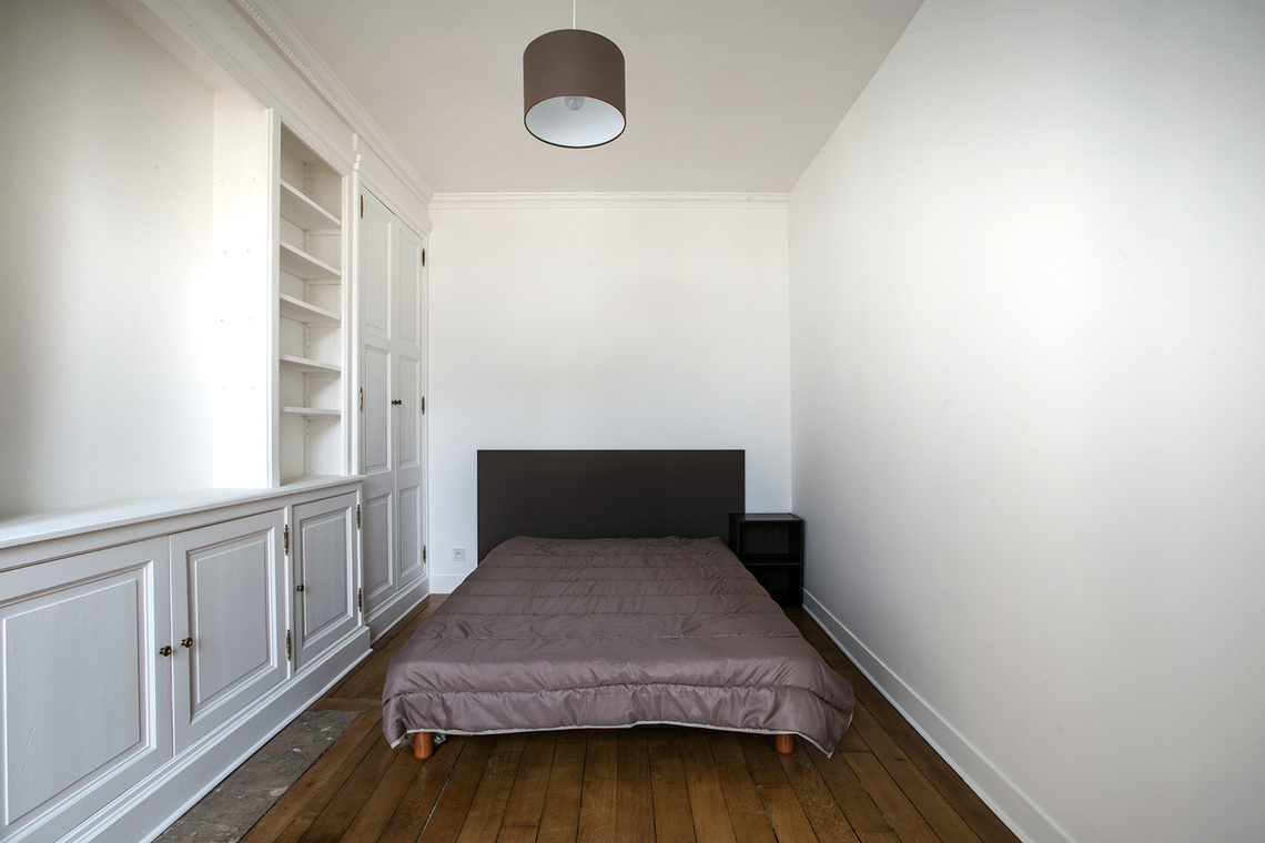 Apartamento Paris Rue Vineuse 8