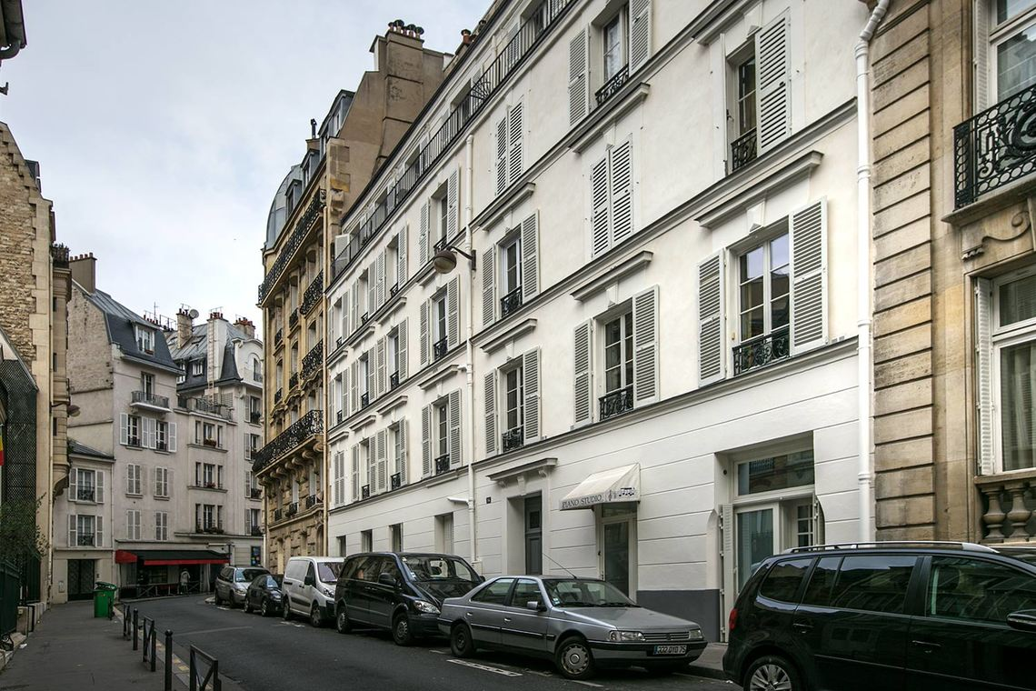 Apartamento Paris Rue Vineuse 17