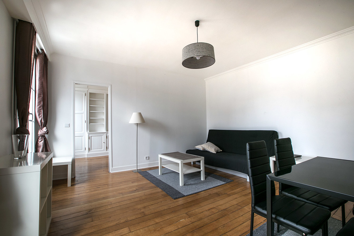 Apartamento Paris Rue Vineuse 2