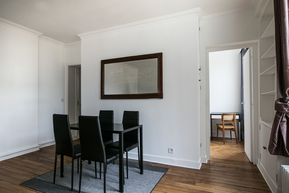 Apartamento Paris Rue Vineuse 5