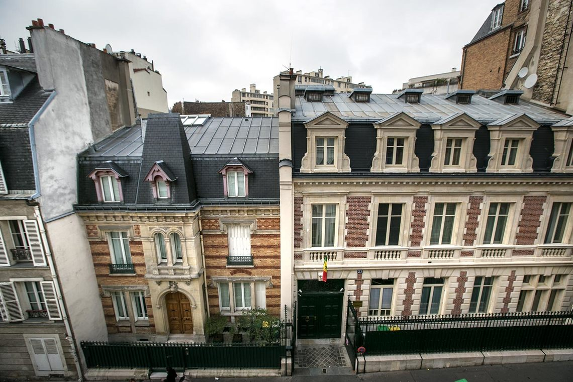 Apartamento Paris Rue Vineuse 15
