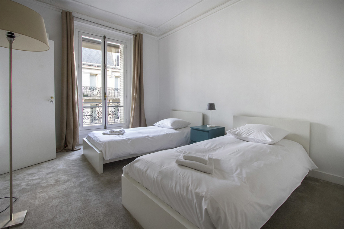 Квартира Paris Boulevard de Courcelles 15