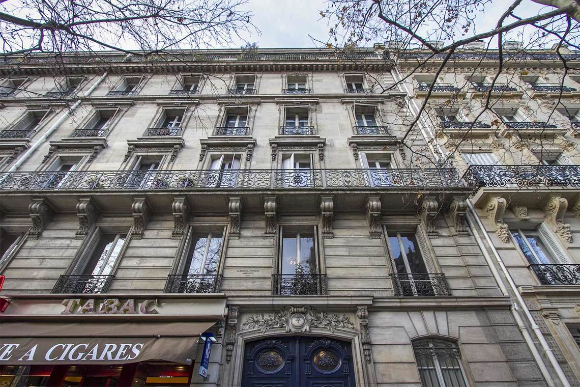 Квартира Paris Boulevard de Courcelles 22