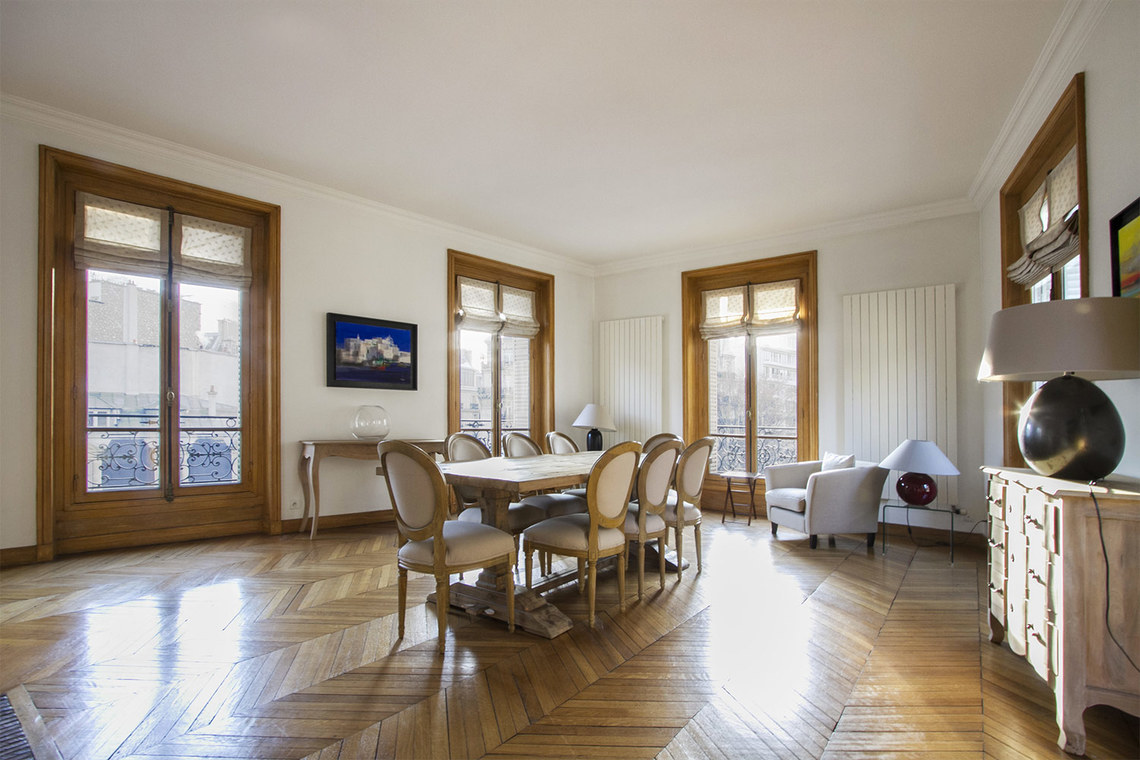 Квартира Paris Boulevard de Courcelles 3