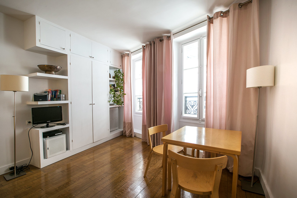 Apartment Paris Rue du Pont Louis-Philippe 2