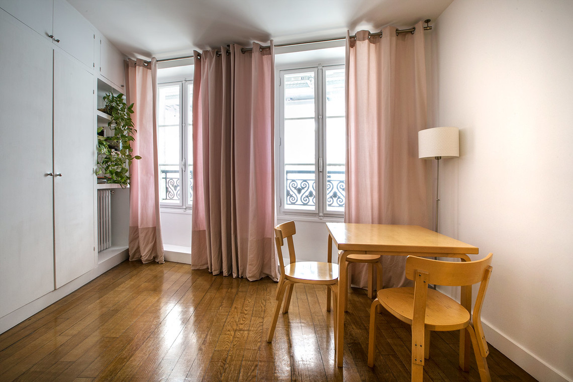 Apartment Paris Rue du Pont Louis-Philippe 4