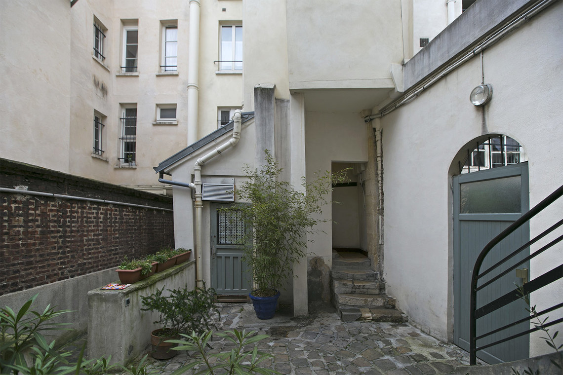 Квартира Paris Rue Saint Jacques 12