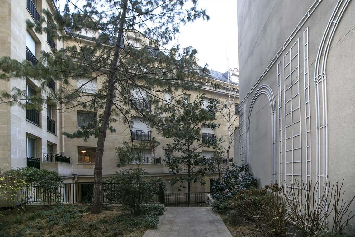 Monolocale in affitto avenue victor hugo paris ref 12924 - Victor hugo paris 16 ...